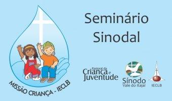 Seminário de Multiplicação do Missão Criança